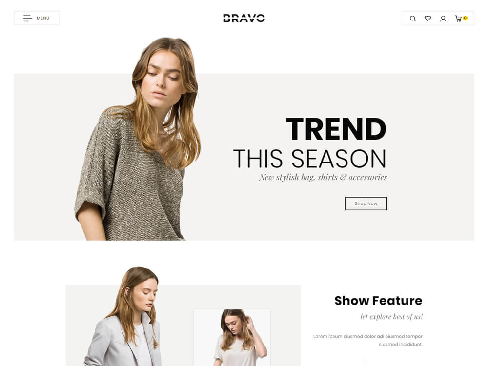 17+ Unique Best shopify Fashion Themes for Trendy Fashion Store - 2019